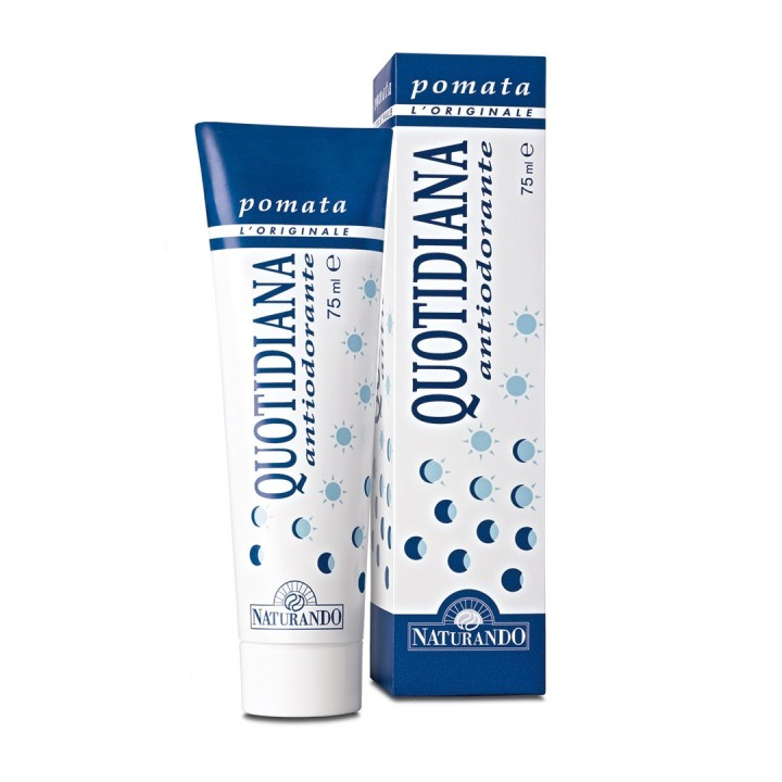 Quotidiana Antiodorante Pomata 75 ml