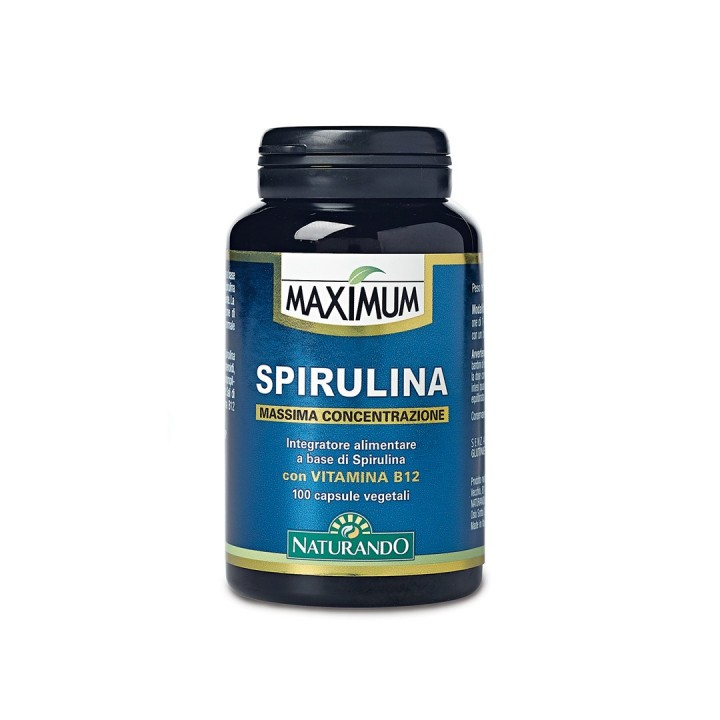 Maximum Spirulina